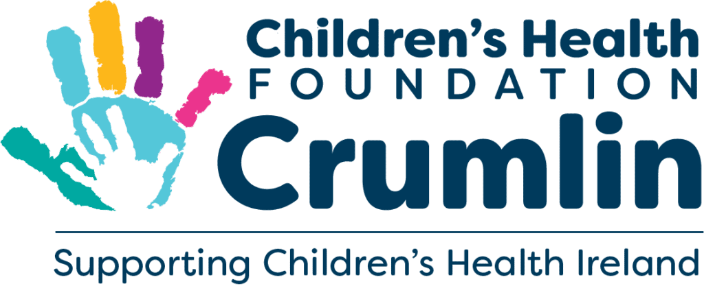 Children's Health Foundation Crumlin Logo